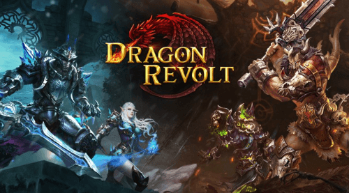 Dragon Revolt восстание драконов онлайн игра